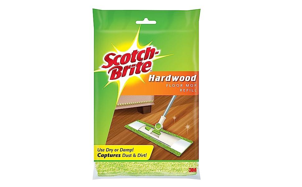 """Scotchbrite 8/""""x6 lap mop Very Fine A Grade"""