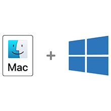 Works with Windows and Mac