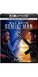 【Amazon.co.jp限定】ジェミニマン 4K Ultra HD+ブルーレイ(ミニポスター2枚セット付)[4K ULTRA HD + Blu-ray]