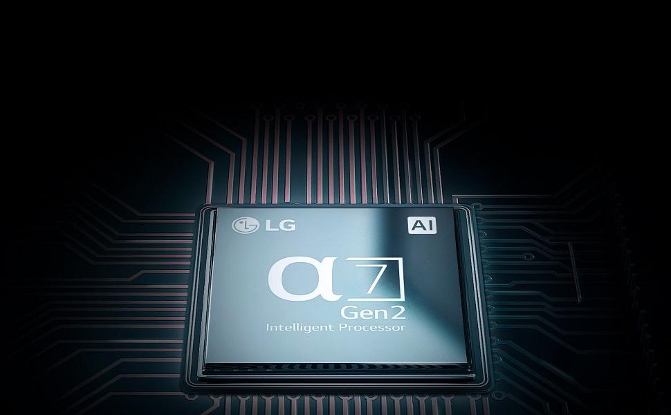 LG 82UM7580PVA-AMA 82 Inch UHD Smart TV