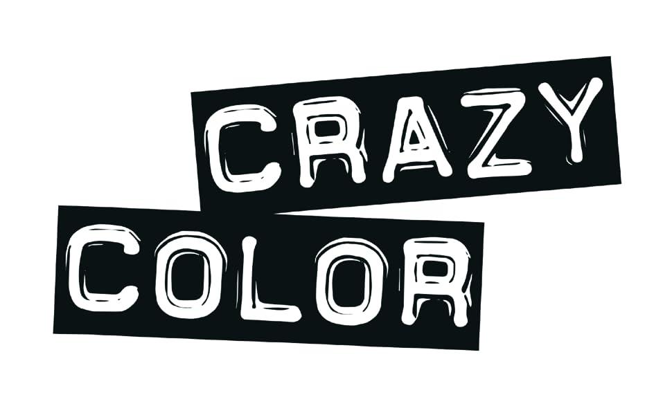 Crazy Color Sky Blue Nº 59 Crema Colorante del Cabello Semi-permanente, 100ml (002249)