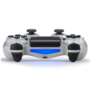Sony PS4 DualShock 4 Wireless Controller - Crystal