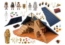 comprar en amazon piramide playmobil