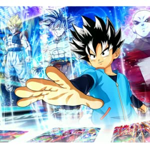 Super Dragon Ball Heroes World Mission - Hero Edition ...