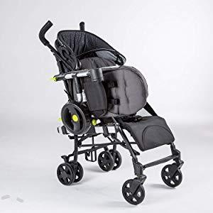 Buggypod Lite - Asiento adicional para cochecito de paseo, Gris (Anthracite)