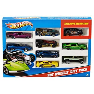 heres a set to surprise and delight any car lover since 1968 hot wheels cars have thrilled the kids who grow up with them and the adults who collect