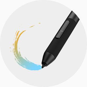Passive Pen With 8192 Pen Pressure