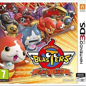 Yo-Kai Watch Blasters: Liga Del Gato Rojo: Amazon.es