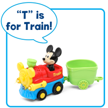 """T"" is for Train!"