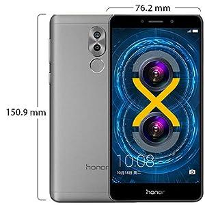 Huawei Honor 6X Dual SIM - 32 GB, 3GB RAM, 4G LTE, WiFi