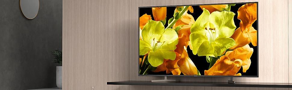 Sony KD-43XG8196BAEP - Televisor 4K HDR de 43
