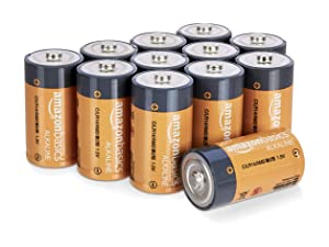 Everyday Alkaline Batteries