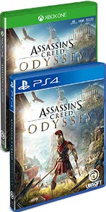 Assassins Creed Odyssey Ps4 The Games Era