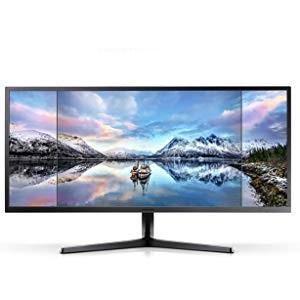 Samsung Ls34j550wqu Led Display 86 6 Cm Ultra Wqhd Computer Zubehör