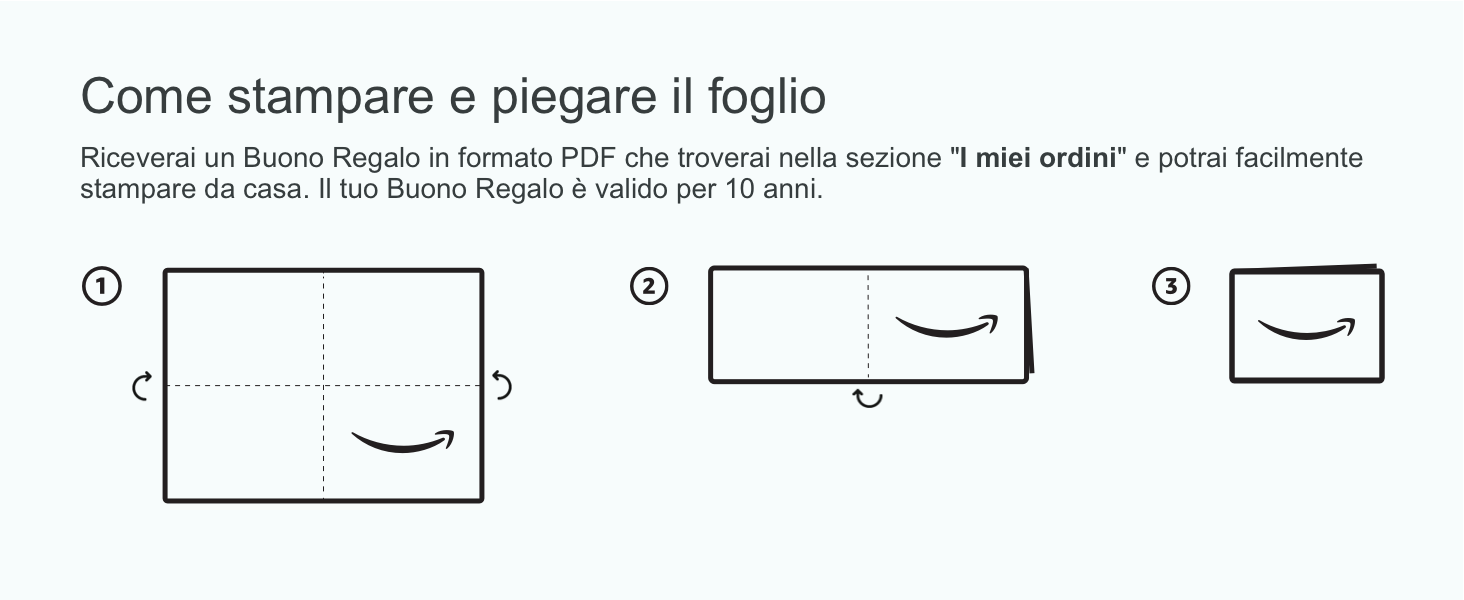 Amazon.it Aiuto: Buoni Regalo