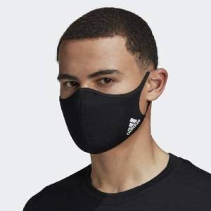 Adidas Face Cover Large, Black