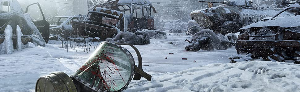Metro Exodus Day One Edition: PlayStation 4: Amazon.es ...