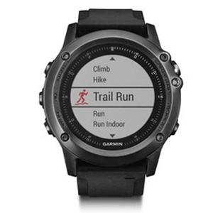 Garmin Fenix 3 Sapphire HR GPS Multisport Watch with Outdoor