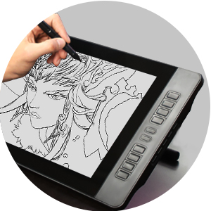 Screen Drawing Tablet