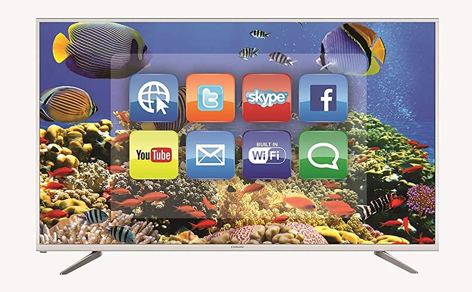 Nikai 86 Inch 4k UHD Android TV - UHD86SLEDT