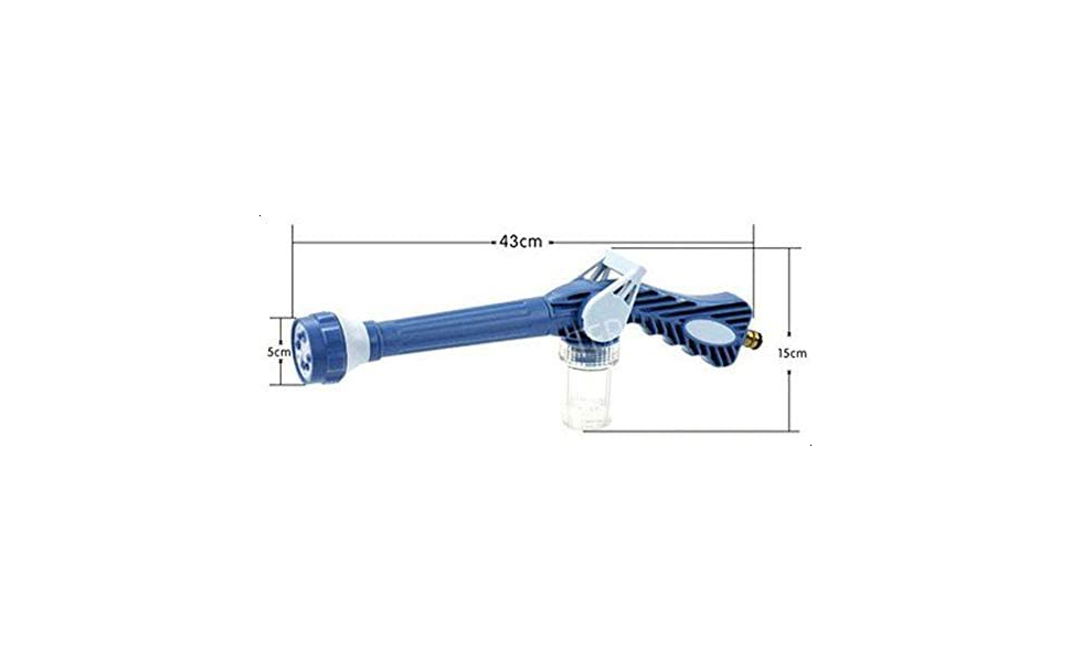 The EZ Jet Water Cannon