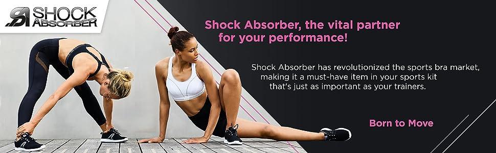94c295e027 Shock Absorber Women s Sports Bra  Shock Absorber  Amazon.co.uk ...