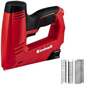 para grapadora el/éctrica Einhell TC-EN 20 E, 14 mm de longitud, de acero, tipo 055 kwb by Einhell 1000 clavos