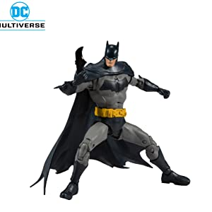 "McFarlane DC Multiverso BATMAN RINASCITA azione Comics 1000 7/"" Action Figure"