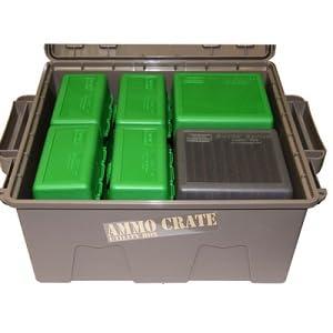 Large Plastic Utility Ammo Box