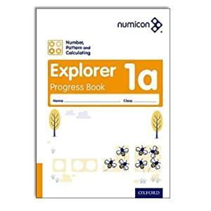 Explorer progress book