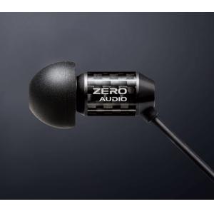 ZERO AUDIO カナル型イヤホン カルボ テノーレ