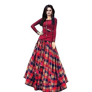 long skirt, women's skirt