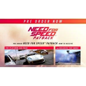 need for speed payback ps4 price