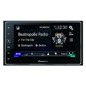 pioneer sph da120 autoradio appradio carplay doppio din. Black Bedroom Furniture Sets. Home Design Ideas