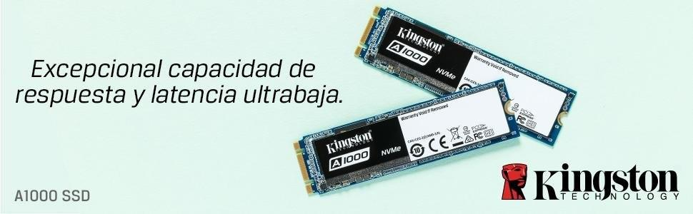 Kingston SA1000M8/240G - Unidad de Estado sólido: Kingston: Amazon ...