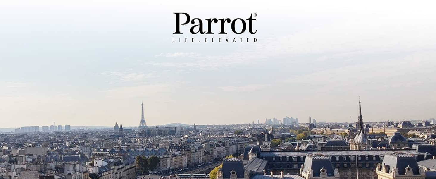 ANAFI Drone - Σχετικά με το Parrot