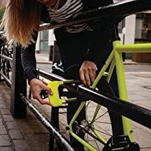 bike lock, d lock, u lock, hiplok, hiplock, strongest d lock, sold secure bike lock, sold secure