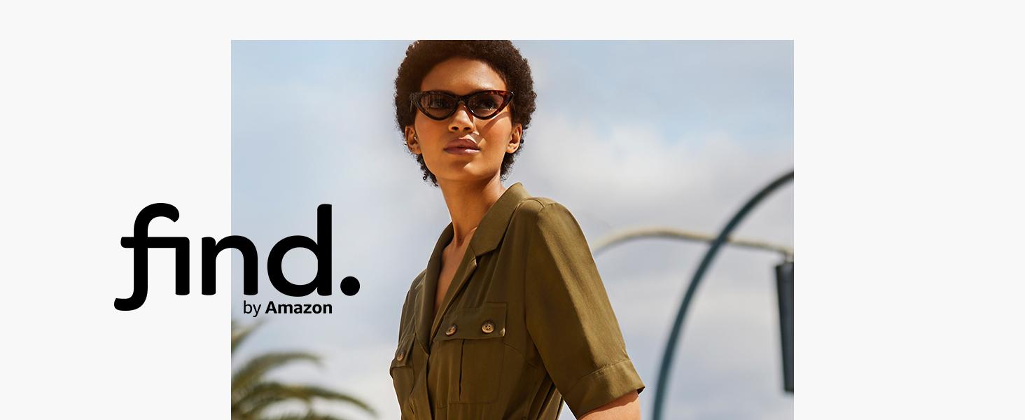 Marca Amazon - find. Pantalones de Cuadros Mujer: Amazon.es ...