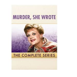 Amazon com: Murder, She Wrote: The Complete Series: Angela