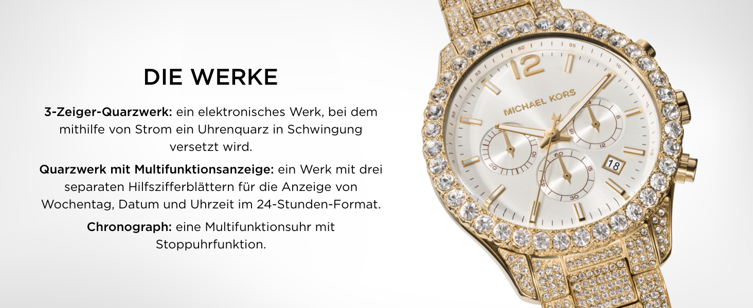 Michael Kors Women Traditional Watches