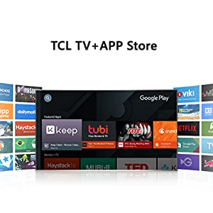 TCL TV+ APP Store