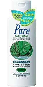 Pure NATURAL(ピュアナチュラル) シャンプー M 300ml
