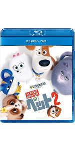 Amazon.co.jp限定版ペット2Blu-ray&DVD