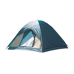 クレセント ドーム型 テント 3人 ファミリー