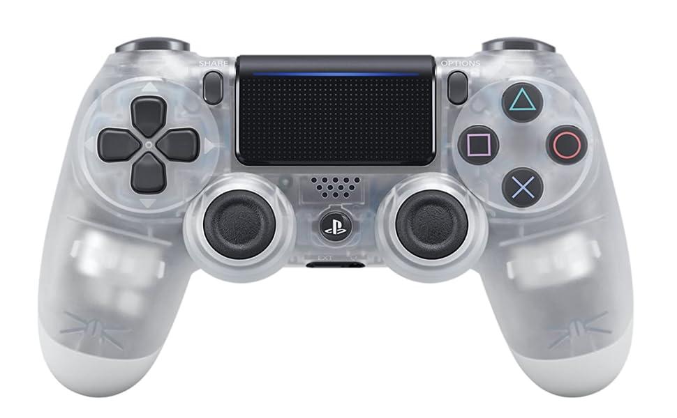 Sony - Crystal Gamepad V2 Dualshock 4 (PS4): Sony: Amazon.es: Videojuegos