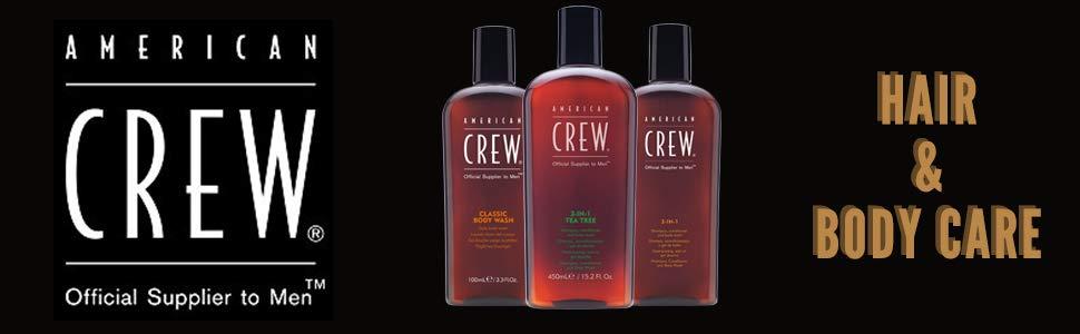 American Crew Champú Anticaída para Cabellos Gruesos 250 ml