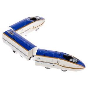シンカリオンDXS03 E7かがやき プラレール 新幹線変形ロボ