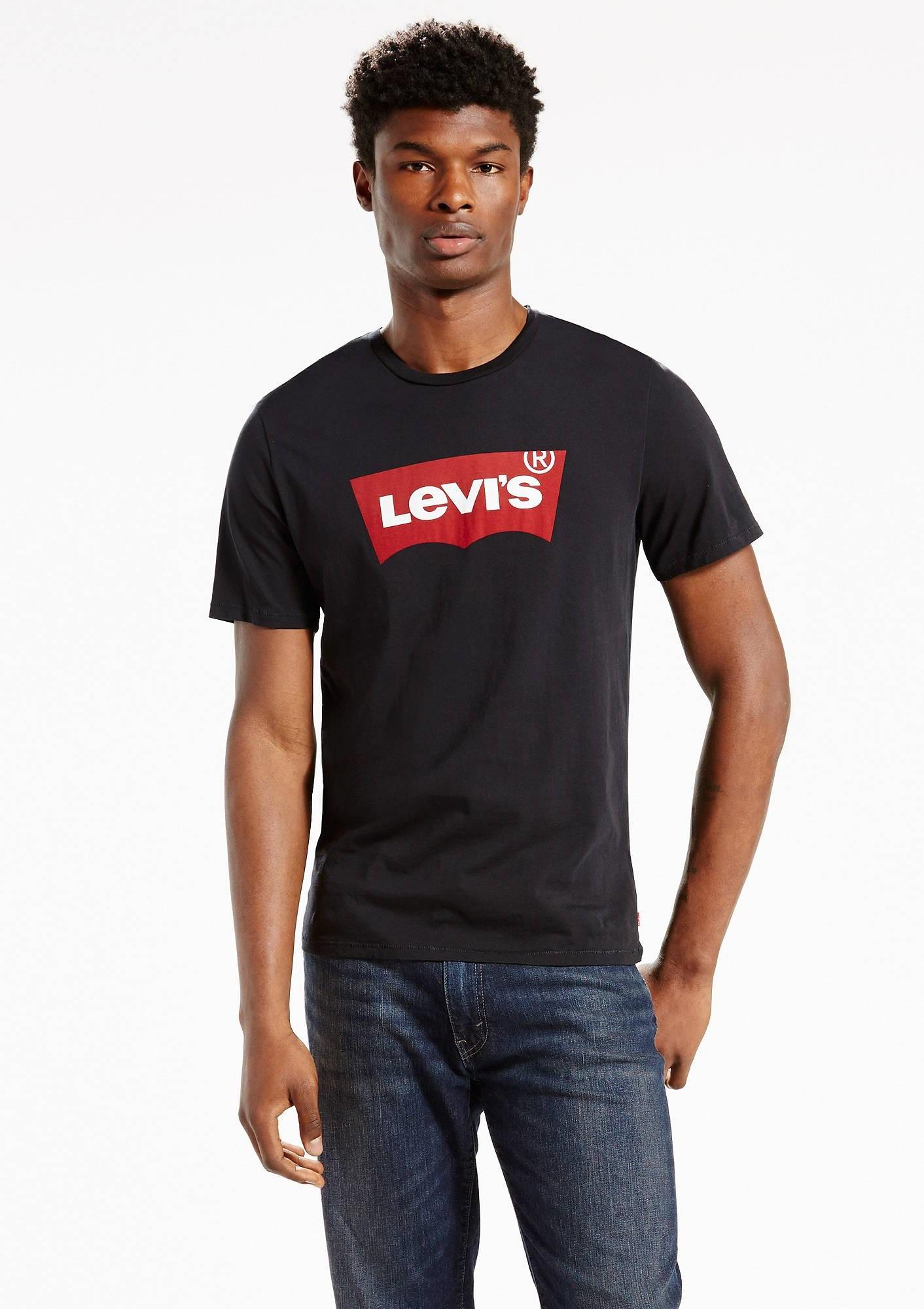 Levis Graphic Set-In Neck - Camiseta