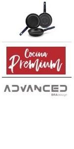Advanced · Efficient · Efficient Orange · Terra · Silver · Prior Première