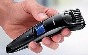 Philips Beard Trimmer Cordless for Men QT4001/15